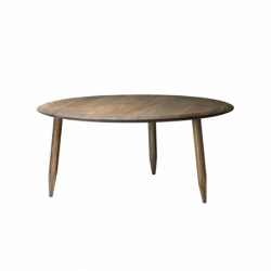 Table basse HOOF TABLE Ø 90 AND TRADITION