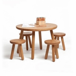 Siège Another country Tabouret enfant KIDS STOOL ONE