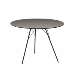 Table et table basse extérieur LEAF TABLE Ø100 ARPER