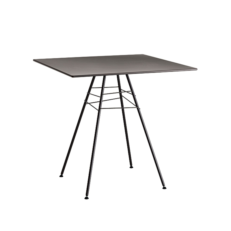 Table Arper LEAF TABLE 79x79