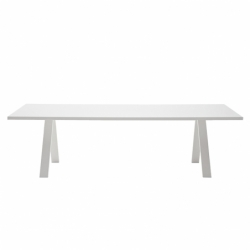 Table CROSS 240x100 métal ARPER
