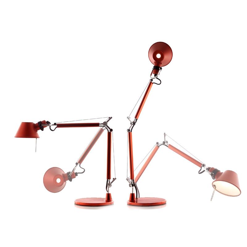 Lampe de bureau Artemide TOLOMEO MICRO