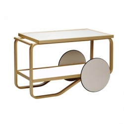 Table roulante TEA TROLLEY 901 ARTEK