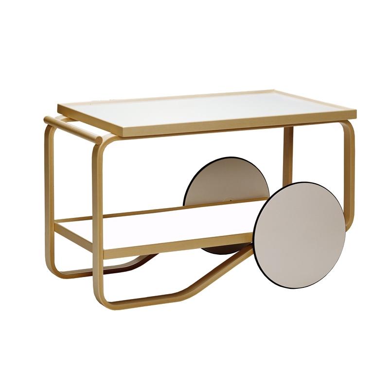 Table roulante Artek TEA TROLLEY 901