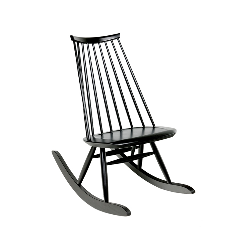mademoiselle rocking chair fauteuil artek silvera. Black Bedroom Furniture Sets. Home Design Ideas