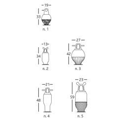 Vase Bd barcelona Vase SHOWTIME 2