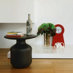 Table d'appoint guéridon Cappellini MINI BOTTLE