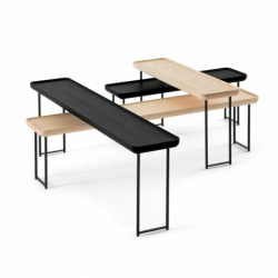 Table basse Cassina 381 TOREI L 120 x H 31