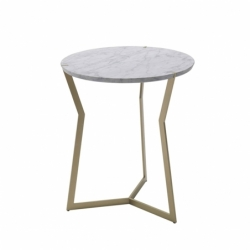 Table d'appoint guéridon STAR COEDITION