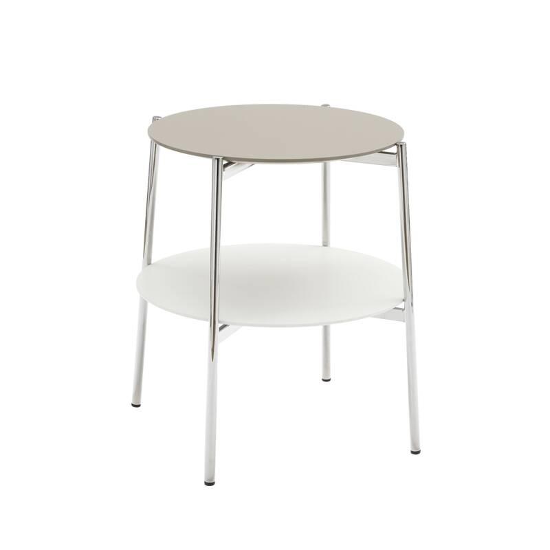 Table d'appoint guéridon Coedition SHIKA Ø42
