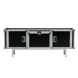 Meuble de rangement TOTAL FLIGHTCASE L 180 DIESEL WITH MOROSO