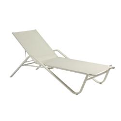 Bain de soleil, chaise longue et hamac Emu HOLLY