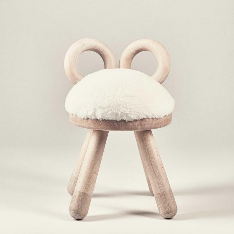 Chaise enfant SHEEP CHAIR
