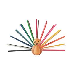 Jouet & accessoires Porte-crayons PEACOCK EO