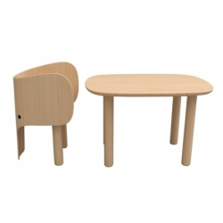 Table & bureau Eo Table enfant ELEPHANT
