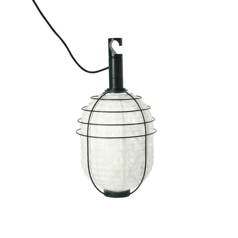 Lampe d 39 ext rieur baladeuse in out pm suspension for Baladeuse design exterieur
