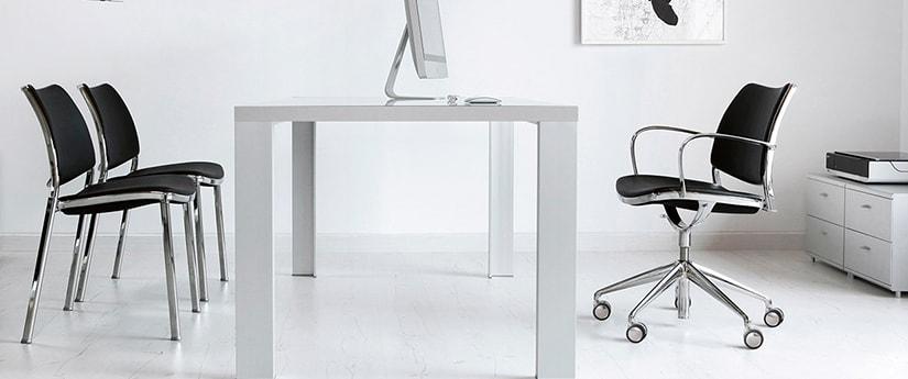 Fauteuil De Bureau Design - Mobilier  Design | Silvera Eshop