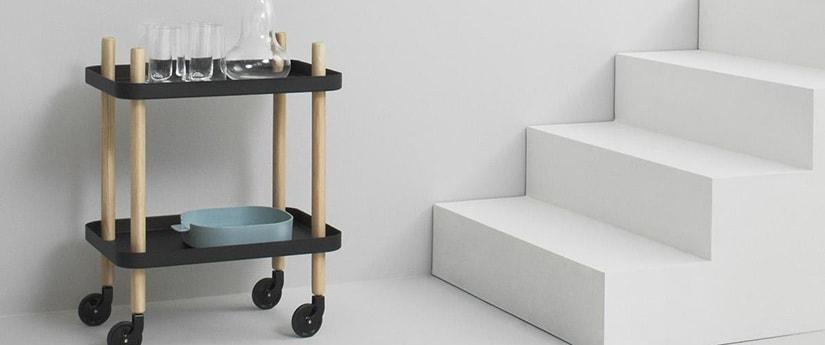 Table Roulante Design | Table Design | Silvera Eshop