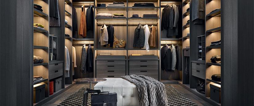 Dressing Design, sur mesure, haut de gamme | Silvera Eshop