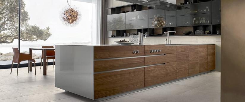 Cuisine Design, sur mesure, Poliform| Silvera Eshop