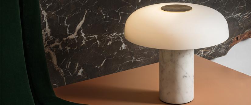 Mobilier Design Marbre & Laiton | Silvera Eshop