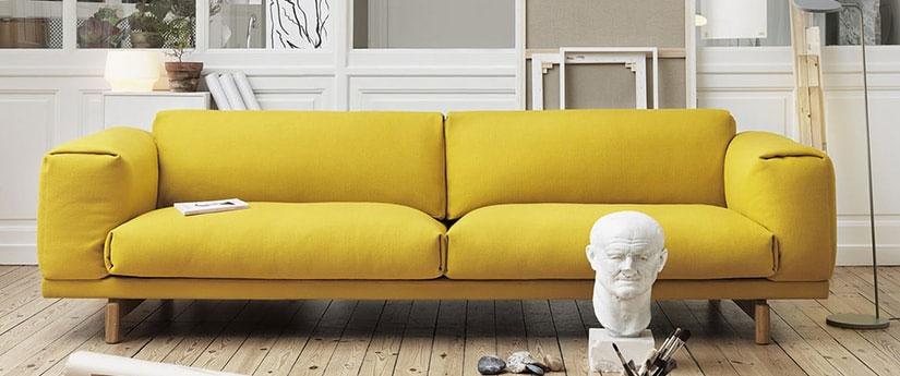 Canapé Design d'Intérieur et Bureau | Silvera Eshop