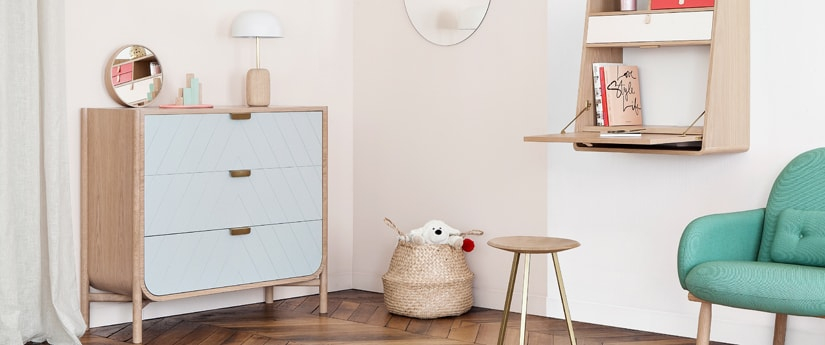 Rangement Design Enfant | Meubles Design | Silvera