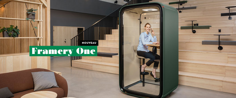 Mobilier Design pour Bureau et Espace Professionnel - Silvera Pro