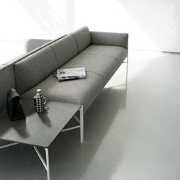 Canapé de Bureau professionnel - Silvera Pro