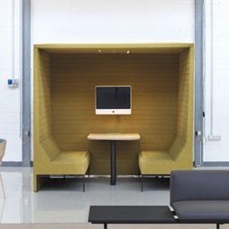 Box de réunion, Box de travail - Silvera Pro