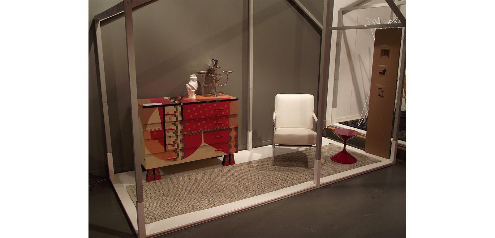 1954 2014 60 ans de la marque zanotta chez silvera. Black Bedroom Furniture Sets. Home Design Ideas
