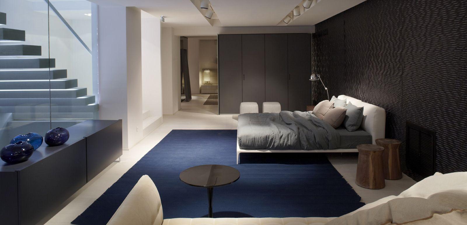 Magasin de meuble design paris mobilier contemporain - Poliform showroom ...