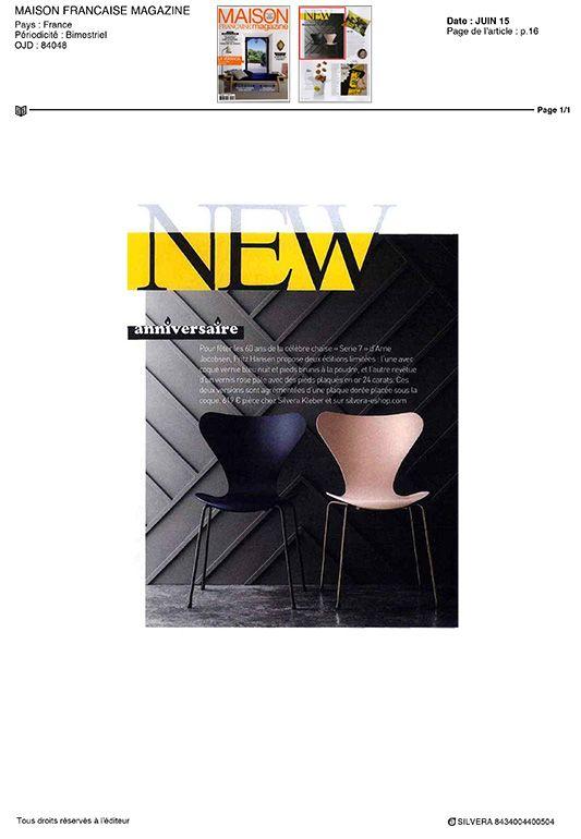 Presse silvera - Maison francaise magazine ...