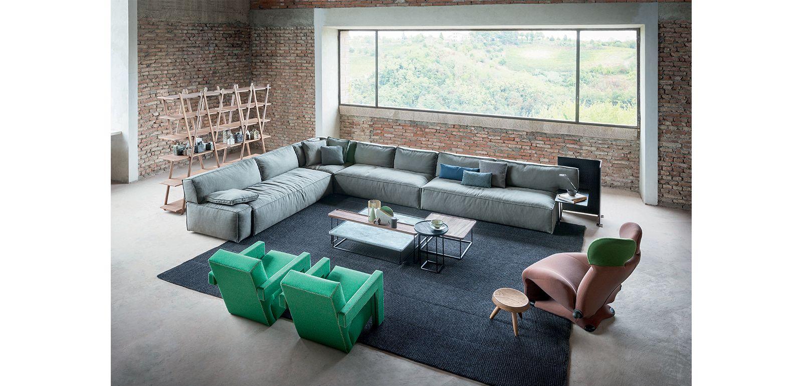Meuble design pour l 39 habitat mobilier pour la maison for Canape starck cassina