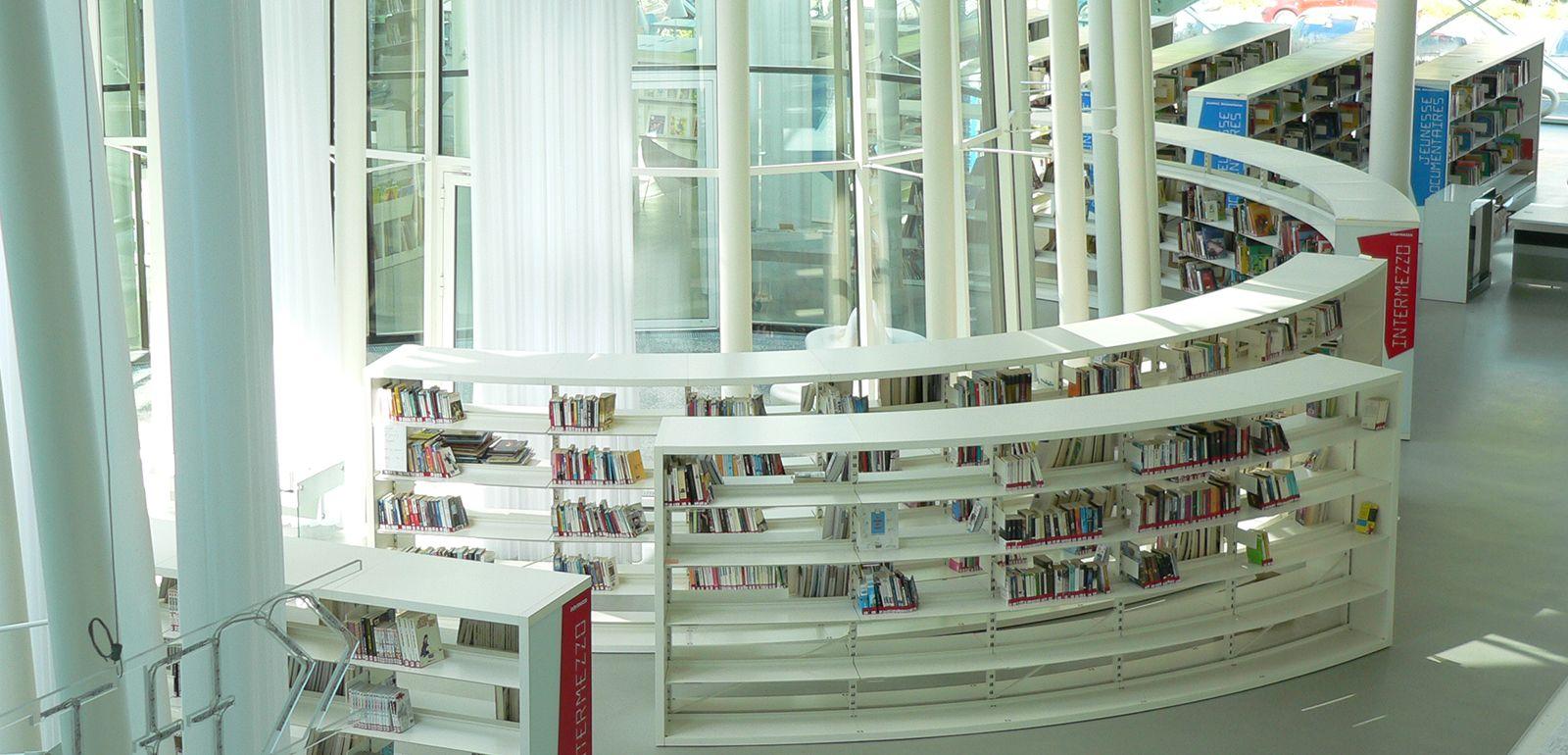 am nagement m diath que biblioth que mobilier de bureau design pour les professionnels silvera. Black Bedroom Furniture Sets. Home Design Ideas