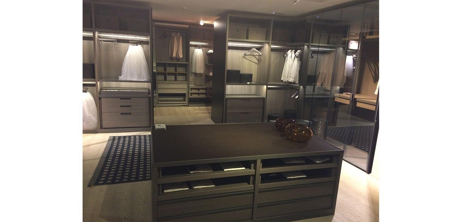 nouvel espace dressing silvera poliform silvera. Black Bedroom Furniture Sets. Home Design Ideas