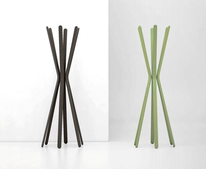 Design. Roger Vancells - Porte-manteau Milano