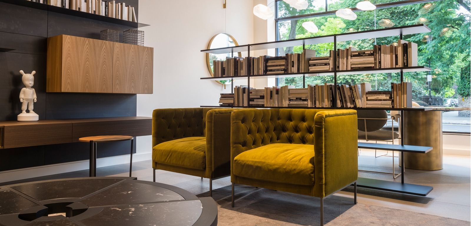 Magasin de meuble design paris mobilier contemporain for Meuble contemporain paris