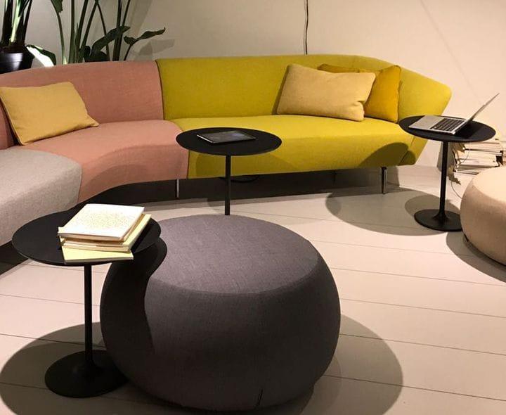 arper au salon de milan silvera. Black Bedroom Furniture Sets. Home Design Ideas