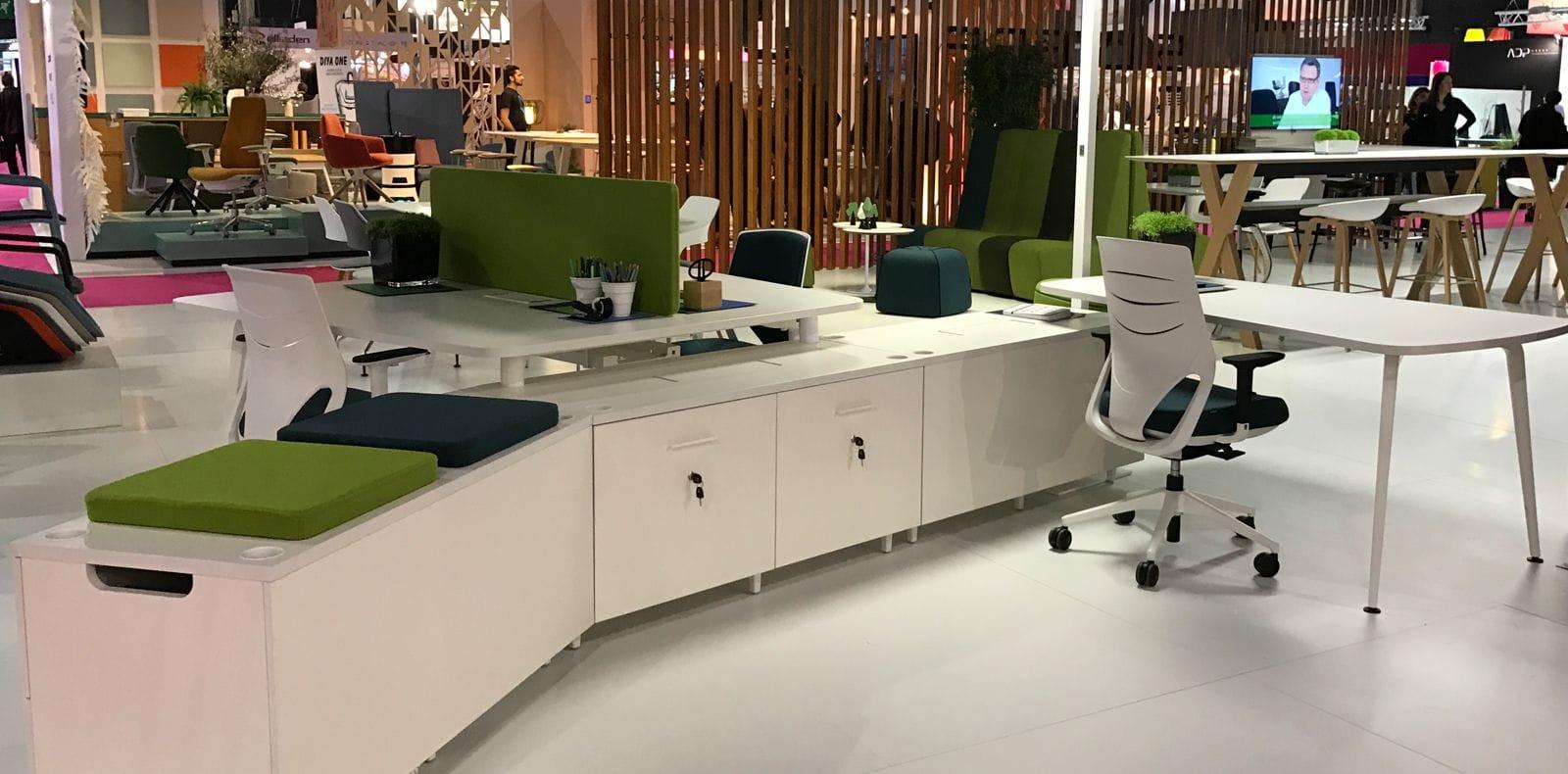 Silvera a workspace expo retour en images silvera for Salons professionnels 2017