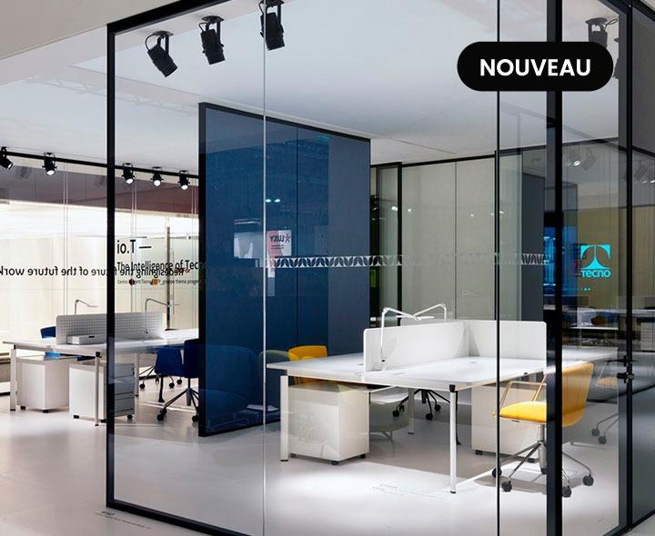 Cloison acoustique bureau box de r union cabine framery silvera for Bureau professionnel design