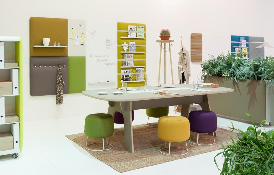 Cascando : mobilier de bureau design paris france silvera