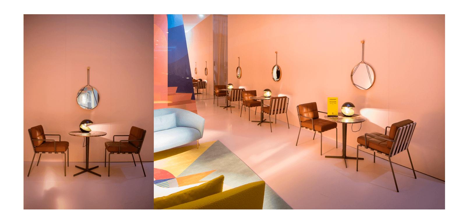 tacchini italia julep nouveautes milan 2018 silvera. Black Bedroom Furniture Sets. Home Design Ideas