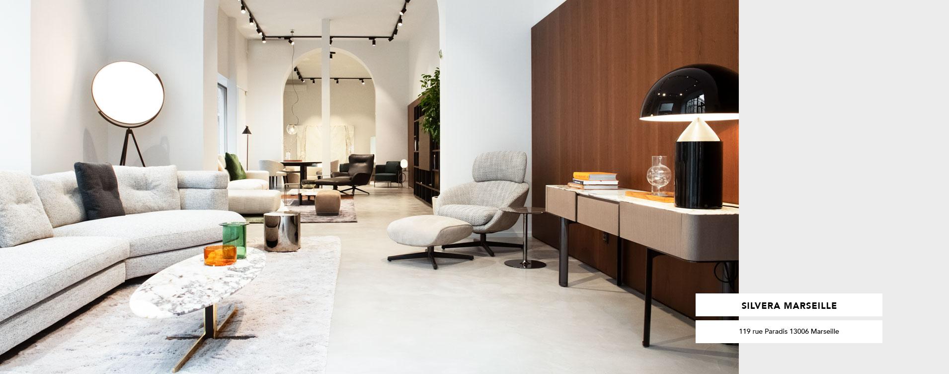 Mobilier Design & Aménagement d\'espace pour Pro & Particulier | Silvera